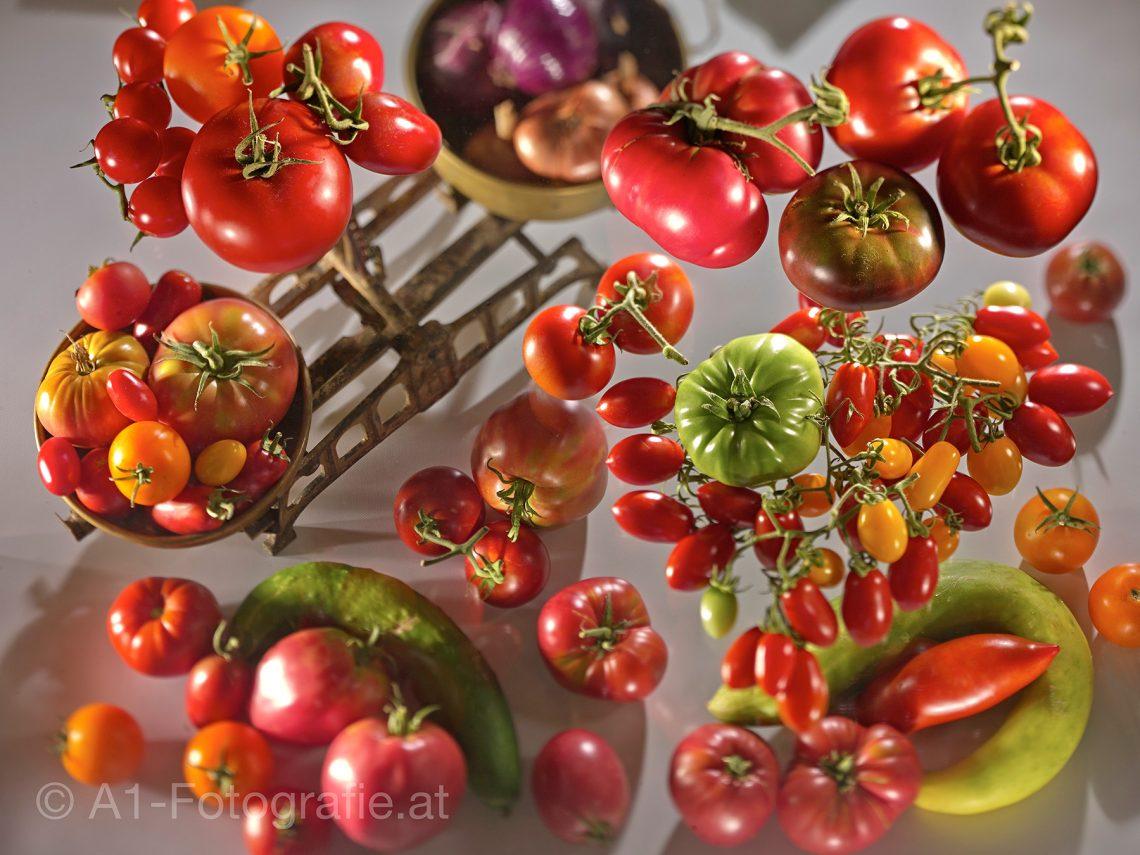 food design - Tiefenraumaufnahme